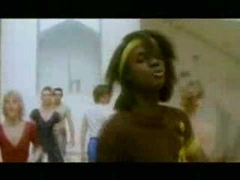 Jermaine Stewart Word is Out video