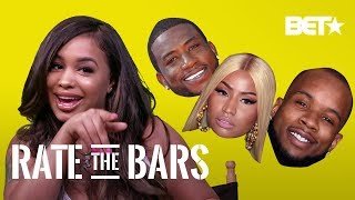 DreamDoll Has Some Words For Tory Lanez & Rates Remy Ma, Gucci Mane & Lil Kim's Bars | Rate The Bars
