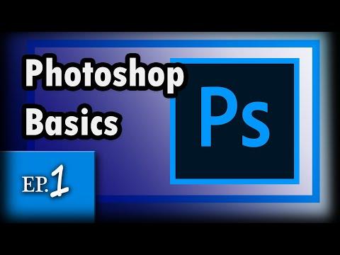 Photoshop Basics #01 -  PS einrichten für Anfänger | deutsch |