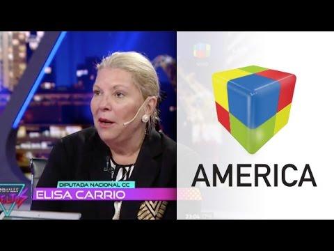 Elisa Carrió: Esto es muy parecido a lo del 83