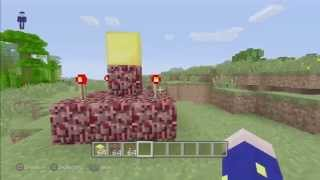 HOW TO SPAWN IN HEROBRINE MINECRAFT 100% REAL PS3/XBOX 360 / PC EASY TUTORIAL REALLY WORKS 2015 HD