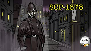 SCP-1678 UnLondon (SCP Animation)