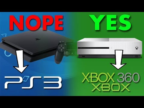 Why Ps4 Doesn T Have Backwards Compatibility And Xbox One