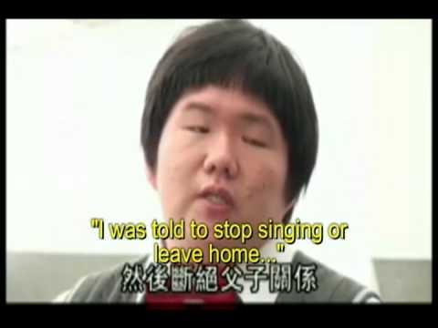 Lin Yu Chun Emotional Interview.  Talks about Susan Boyle.  (as seen on Ellen Show)