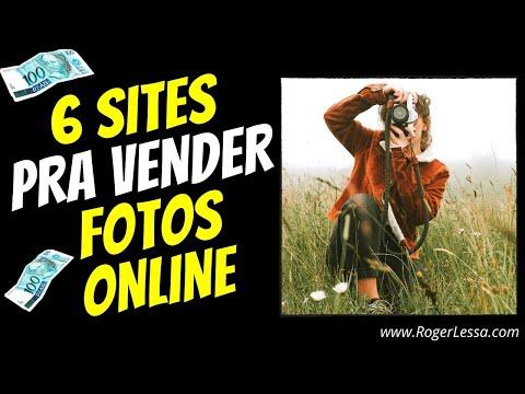 6 Sites para vender fotos online e ganhar dinheiro na internet #shorts