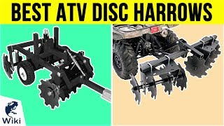 6 Best ATV Disc Harrows 2019