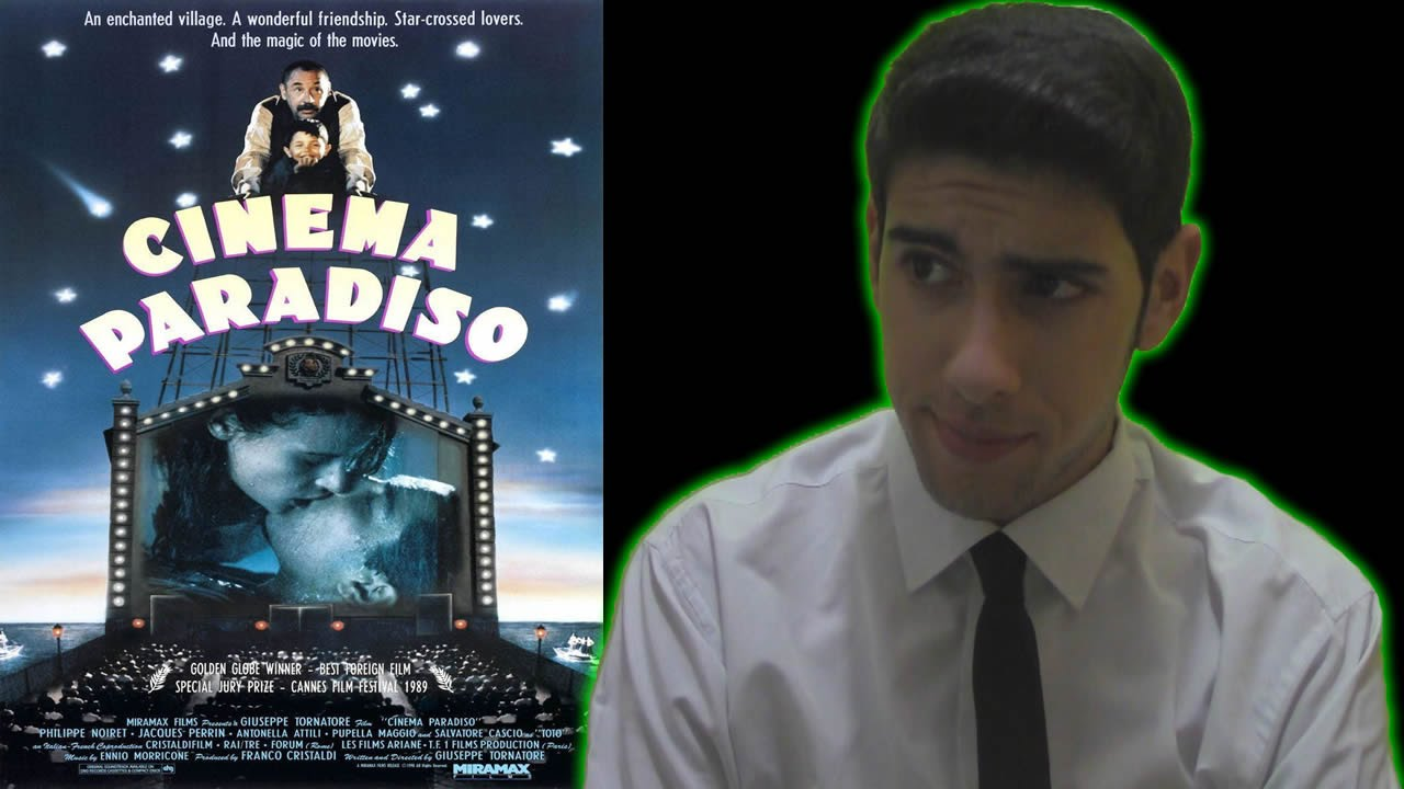 cinema paradiso review Cinema paradiso movie reviews & metacritic score: set in an italian village, salvatore finds himself enchanted by the flickering images at the cinema paradis.