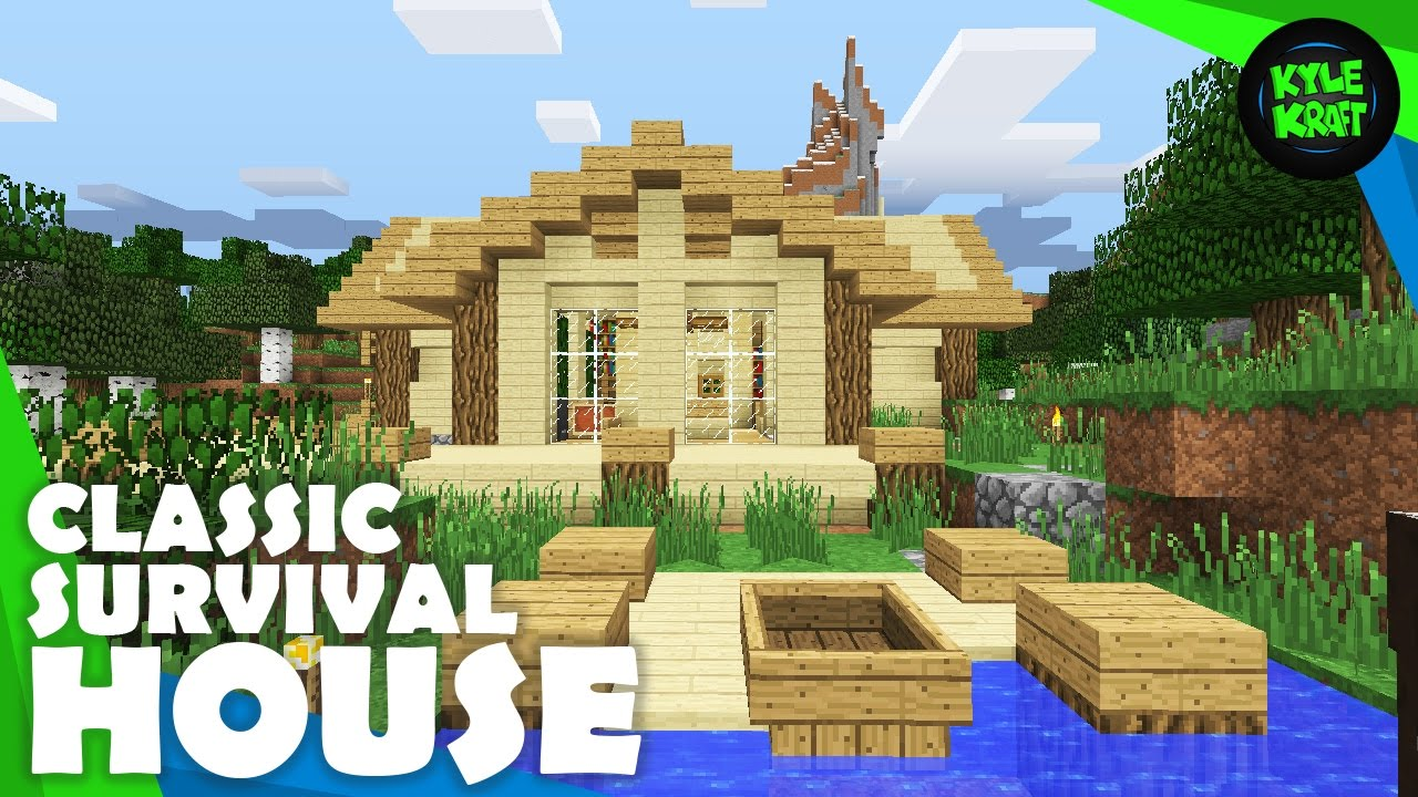 Minecraft Classic Survival House! | Minecraft Listings ...