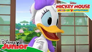 ☕ Teahouse Helpers | Mickey Mouse Mixed-Up Adventures | Disney Junior UK