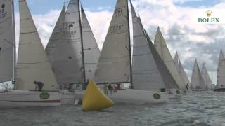 Rolex Fastnet Race 2013 - Daily Highlights Day 1 Race Start