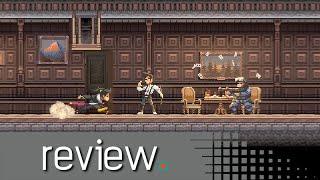 Katana Zero Review - Noisy Pixel (Video Game Video Review)