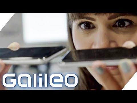 Selbstexperiment: Arbeiter In Einer Smartphonefabrik | Galileo | ProSieben