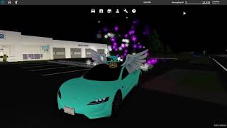 I got the Roadster! (ROBLOX Greenville)