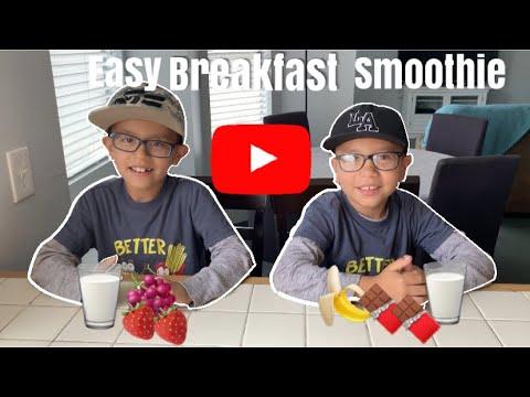 easy-breakfast-smoothie-ideas