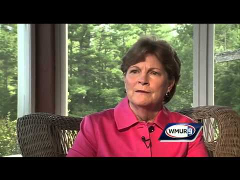 Jeanne Shaheen backs Iran deal
