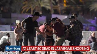 More Than 400 Injured in Las Vegas Strip Shooting