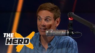 Colin Cowherd: Tim Tebow is NOT an NFL quarterback | THE HERD
