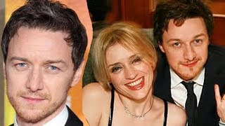 Download lagu Glass movie actor James McAvoy's Family Photos with Ex Wife Anne-Marie Duff, Sister Joy McAvoy, Son