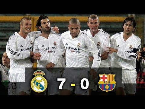 Real Madrid Vs Paris Saint
