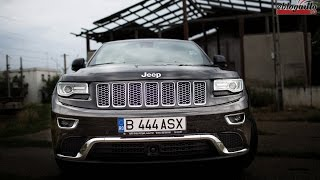 Jeep Grand Cherokee 3.0 Test Drive | Review