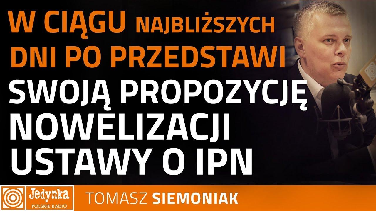 Tomasz Siemoniak: nowelizacja ustawy o IPN jest przeprowadzona fatalnie