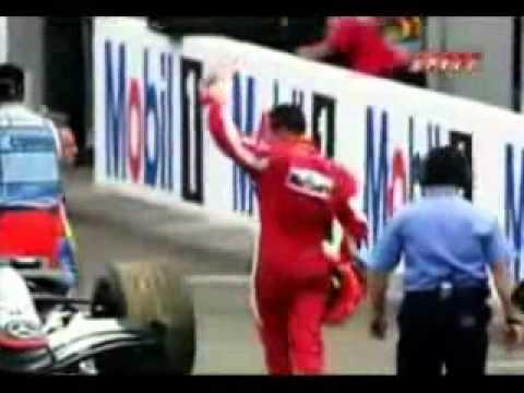 DJ Visage - Formule 1 ( Schumacher Song ).