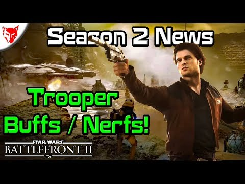 It's ALIVE! Star Wars Battlefront 2 Season 2 Part 2 - Han Solo Season thumbnail