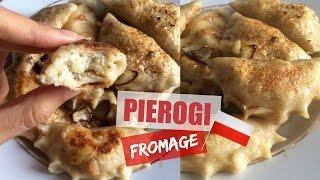 Pierogi au fromage - Recette simple et rapide (Cookwithso)