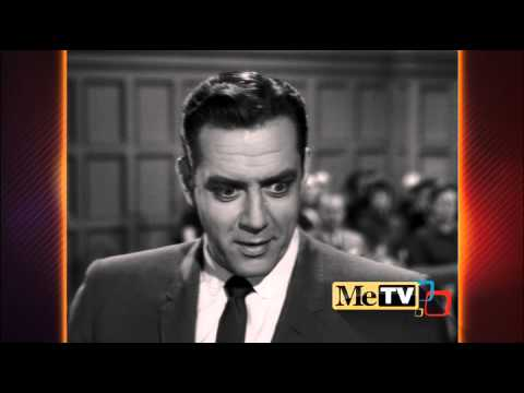 Crime TV - Perry Mason, Matlock, Quincy and Rockford every weekday!