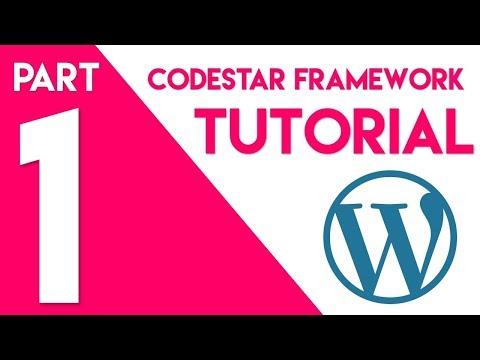 How to use codestar framework for logo,ads,social profile.