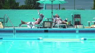 Upstream - Trampolines x Matias Ruiz (official music video)