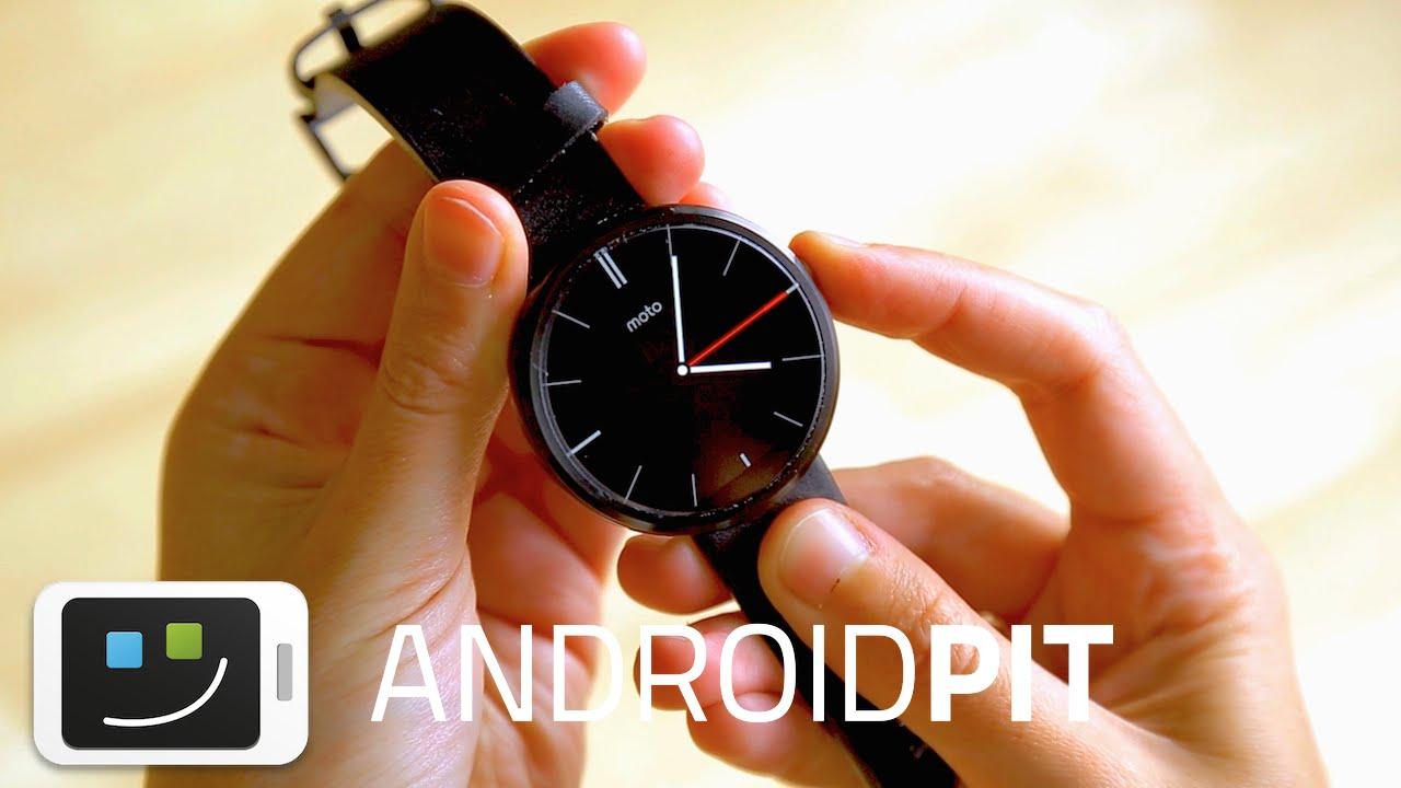 Motorola Moto 360 - Análisis completo en español