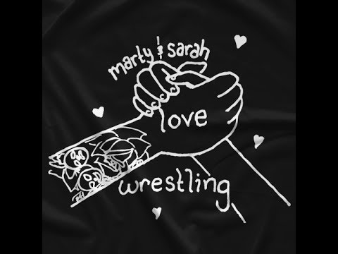 Marty & Sarah Love Wrestling on Pizza & People