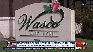Discrimination lawsuit has been settled