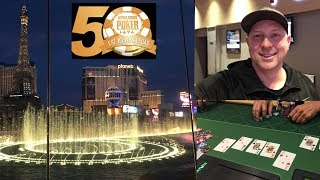 WSOP 2019 is here! (and I`m working 6 days a week)