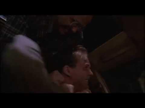 "Joe Pantoliano Meets A Woodchipper in ""Downtown"" (1990)"
