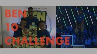 Ben10 Challenge Weltmeisterschaft mit Joyce Ilg | BOUYA