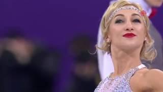 Aliona SAVCHENKO & Bruno MASSOT GER Team Short Program Pyeongchang 2018