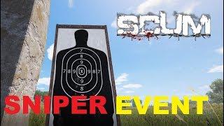 SCUM – Das grosse Scharfschützen EVENT – Gameplay Deutsch