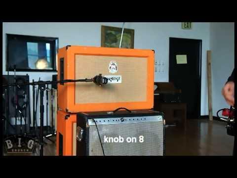 The One Knob by Big Crunch - guitar amp demo
