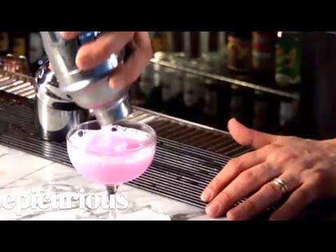 Molecular Mixology: How To Make A Bubblegum Cocktail