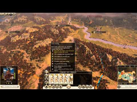 Total War: Rome 2 Emperor Edition - Turn 23 Part II |
