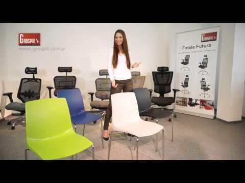 Krzesła Konferencyjne ARI i MARIQUITA  EFEKT STYLE