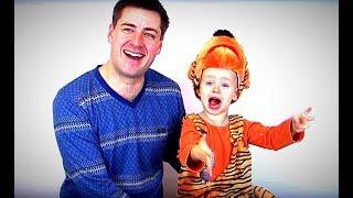 Развитие речи у детей 2 - 3 года Учимся говорить красиво 2-е занятие развивающее видео для детей
