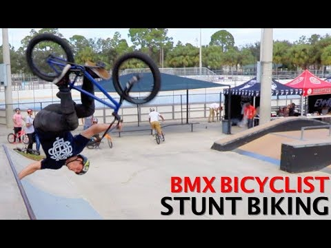 BMX Action-Adventure Video!