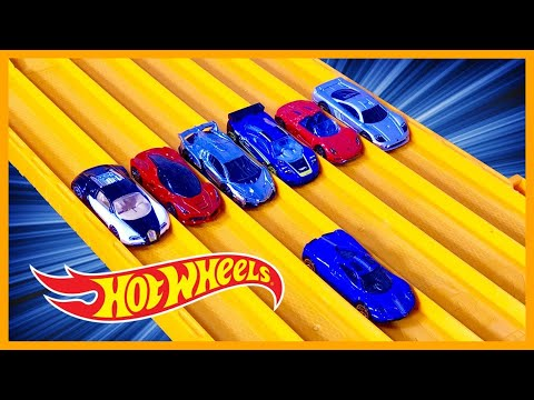 PAGANI HUAYRA vs 6 HYPER CAR EXOTICS
