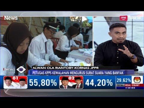 Upah Rp500 Ribu Tak Sebanding Dengan Kerja Para Pengawas Pemilu - INews Sore 24/04