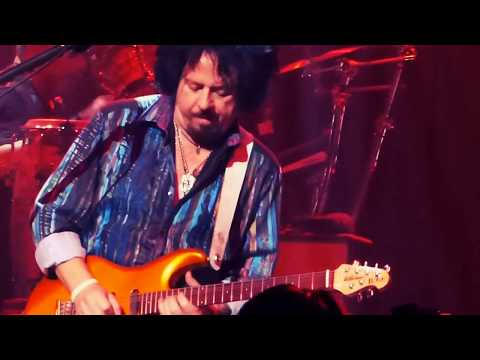 Steve Lukather TOTO The ART of GUITAR  Rosanna II Africa PDA Montréal 2017