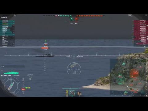 World of Warships with theLaalaa - NA - Tier 1 Bathtub Boats - Harassment