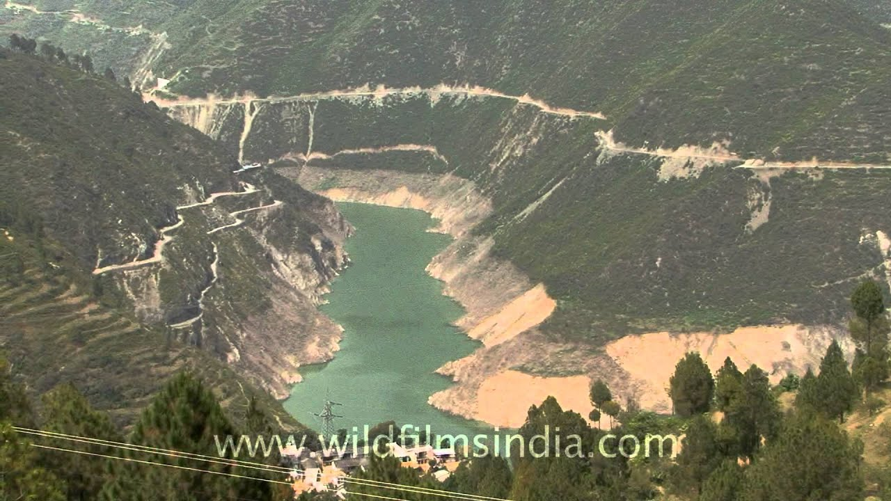 the tehri dam The tehri dam of uttarakhand is on the bhagirathi river near tehri garhwal in  uttarakhand, india.